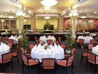 Restaurante del Hotel Hungaria City Center Budapest